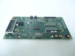 Texas Instruments Tms320c6416 teb Test Evaluation Board