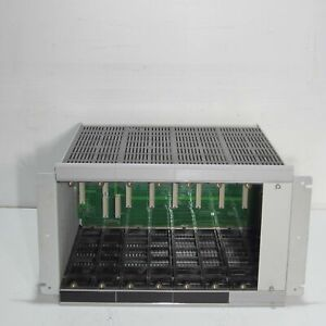 Bently Nevada 3300 8 Slot Chassis With Input relay Cards 3300 05 23 01 00