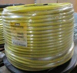 Parker 7107 25500 Grizzly 500 Industrial Air water Hose 1 4 id 750 Ft Spool