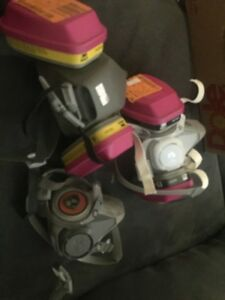 3m Respirator Multiple Different Kinds See Pics b56