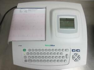 Welch Allyn Cp100 Ecg Non Interpretive