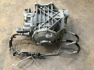 2015 Chevrolet Corvette Oem Rear Differential Diff Assy C7 Z06 23255922