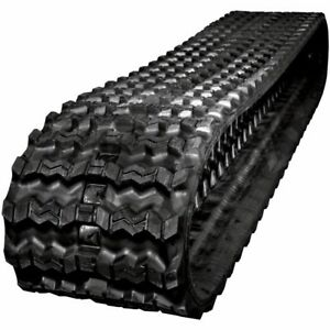 18 450mm Rubber Track Loegering Vts Size 450x86x59 Summit Nj wa