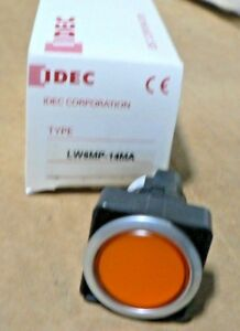 Idec Lw6mp 14ma 24 Vac dc Led