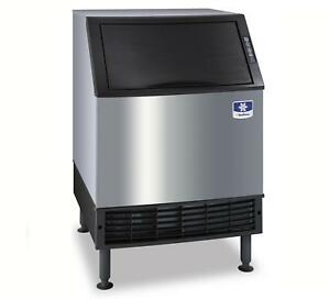 Manitowoc Udf 0240a 215lb Neo Series Undercounter Full Dice Ice Machine Air