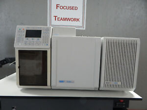 Varian Saturn Ion Trap 2000 Gc ms ms System With Cp 3800