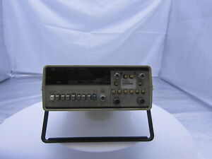 Hp_5315a Universal Counter