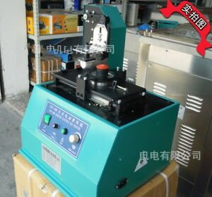 Tdy 300c Pad Printer Printing Machine 380mm 15x50mm2 Square Plate Moderate Cost