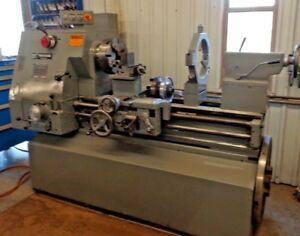 Brand New South Bend 27x40 Big Bore Lathe Well Tooled Price Drop