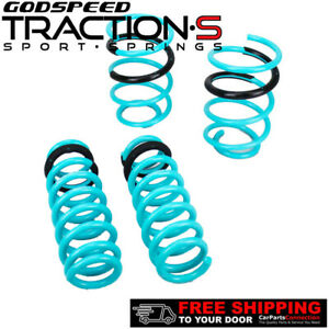 Godspeed Project Traction s Lowering Springs For Bmw 3 Series 2006 2011 E90 e92