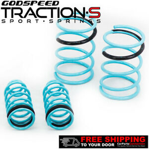 Godspeed Project Traction s Lowering Springs For Mitsubishi Eclipse 3g 2000 05