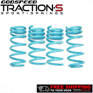 Godspeed Project Traction s Lowering Springs For Porsche Panmera 970 10 16