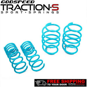 Godspeed Project Traction S Lowering Springs For Nissan Altima 2007 12 Sedan V4