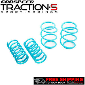Godspeed Traction S Lowering Springs For Nissan Maxima 2009 14 Ls Ts Nn 0017