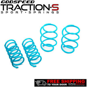 Godspeed Project Traction S Lowering Springs For Nissan Altima Sedan 2013 18