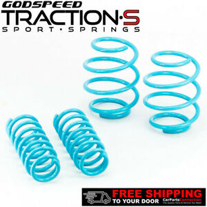 Godspeed Project Traction s Lowering Springs For Hyundai Sonata 2011 2014 Yf