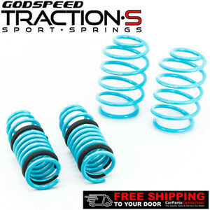 Godspeed Project Traction s Lowering Springs For Hyundai Genesis Coupe 2011 2016