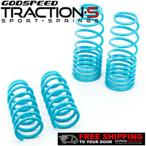 Godspeed Traction s Lowering Springs For Honda Accord Cg cf 1998 2002 V6 Only