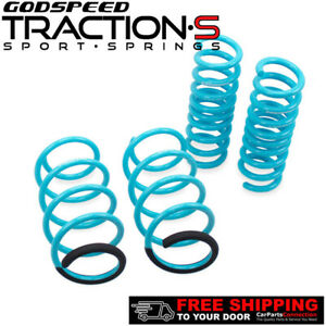 Godspeed Traction s Lowering Springs For Mercedes E class Sedan W212 2010 16 Rwd