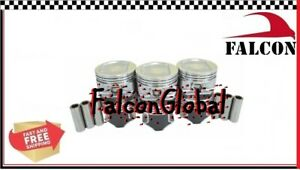 Jeep Cherokee wagoneer 4 0 4 0l 242 Sealed Power Pistons Set 6 1996 2006 020