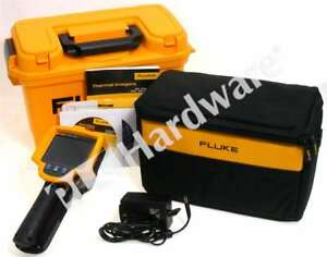 Fluke Ti25 Thermal Imager Ir fusion Camera Imaging System With Case