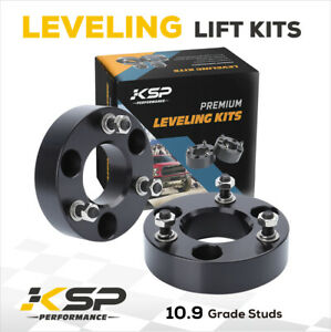 2 5 Front Lift Kit Leveling Spacer Dodge Ram 1500 2006 2020 4wd Cnc Machined