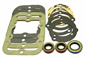 Ww2 Dodge Military Truck G502 Wc 3 4 Ton 6x 6 Pto Master Gasket Seals Set