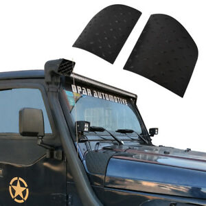 1997 2006 Jeep Wrangler Tj Unlimited Black Cowl Special Body Armor Cover Trim