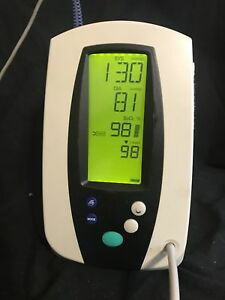 Welch Allyn 420 Series Spot Vital Signs Monitor 42n0b Nibp Spo2 Tested
