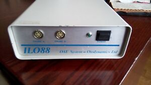 Otodynamics Ltd Ilo88 Oae Echo System Audiology