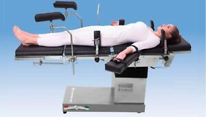 Electric Ot Table C arm Compatible With Smps Based Control Box Zero Position