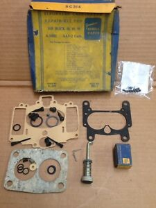 1938 Buick New Old Stock Stromberg Carburetor Repair Kit Aav 2