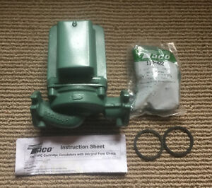 New Taco 0011 f4 2ifc Cartridge Circulator Pump