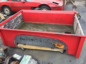 1953 1956 Ford Truck Bed Box Rat Rod Hotrod