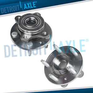 2 Front Wheel Bearing Hub 2005 2006 2007 Ford Freestyle Five Hundred Montego