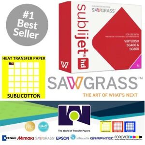 Sawgrass Virtuoso Sublimation Ink Cartridge Sg400 sg800 Magenta 20sh Sublicotton