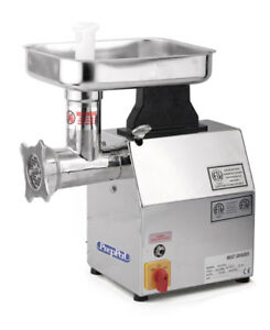 Atosa Ppg 12 Preppal 12 Electric 1 Hp Meat Grinder