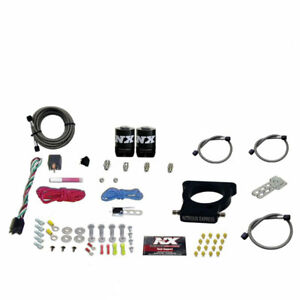 Nitrous Express 20935 00 Ls 78mm 3 Bolt Plate System 50 350hp Without Bottle