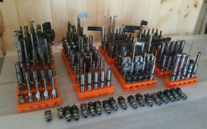 System 3r Edm Electrode Holders Tooling Attachments Huge Lot Qty 160