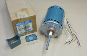 Fasco S2848 Air Conditioner Fan Motor 3 4 Hp 230 460 Volts 1075 Rpm