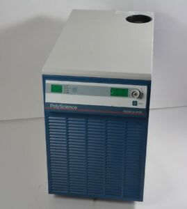 Polyscience Whispercool Recirculator Chiller 6360t11sp20c Blue