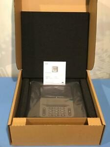 New Cisco Cp 8832 k9 Ip Conference Phone In Charcoal For North America