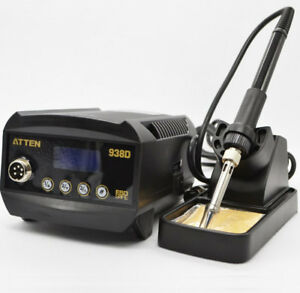 At938d 60w Lead free Anti static Digital Solder Rework Station So