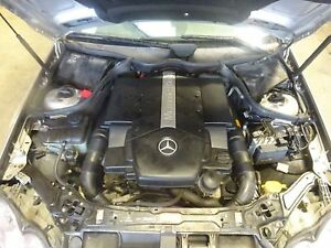 Engine 2004 Mercedes Clk500 5 0l Motor With 48 729 Miles