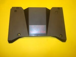 01 02 03 04 Chevrolet Tracker Top Engine Motor Cover Panel Trim 2 5l V6