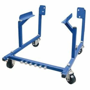 1000 Lbs Ford Auto Engine Cradle Stand Mover Rebuild Dolly Mechanic Ate Tools