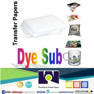 Transfer Paper Dye Sublimation 400 Sheets 8 5x11 1 Seller In Usa free Shipping
