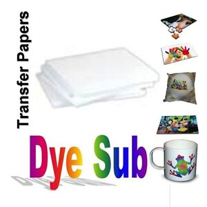 Transfer Paper For Dye Sublimation 2000 Sheets 8 5x11 1 Top Seller In Usa