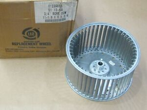 012398 58 Lau Si 10 6a Blower Wheel Squirrel Cage 11 1 8 X 6 X 10 5 8 Single