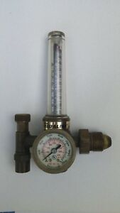 Victor Medalist Hrf 1425 580 Inert Gas Flowmeter Regulator Argon co2